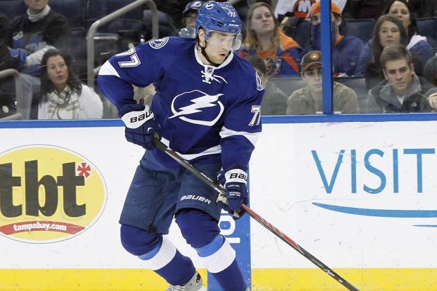 Hedman Injures Ankle Blocking Shot, Won't Play Sunday