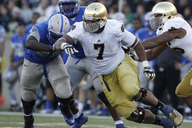 Stephon Tuitt Scouting Report: NFL Outlook for Notre Dame Defensive End