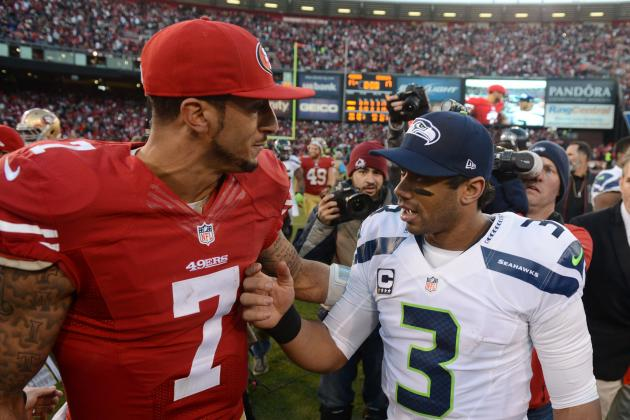 NFC Championship Game 2014: Neither QB Has to Be Perfect in Old-School Slugfest