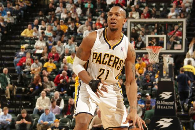 David West Ejected After Tangle with Blake Griffin
