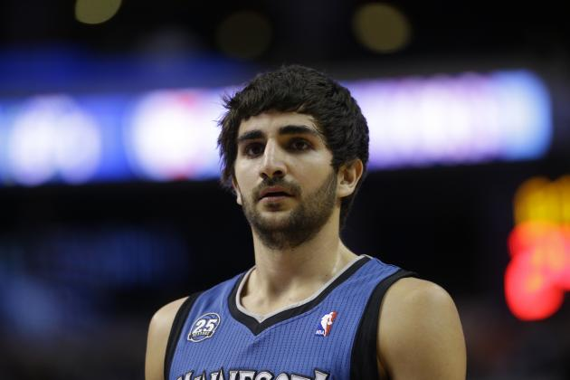 Pinpointing What Ricky Rubio Must Do to Get Career Back on Track