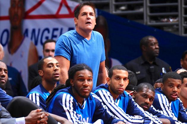 Mark Cuban Fined $100K for Confronting Game Officials