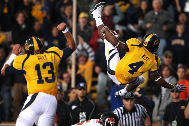 Jahvid Best Reportedly Joins Cal Football's Coaching Staff as Student Assistant