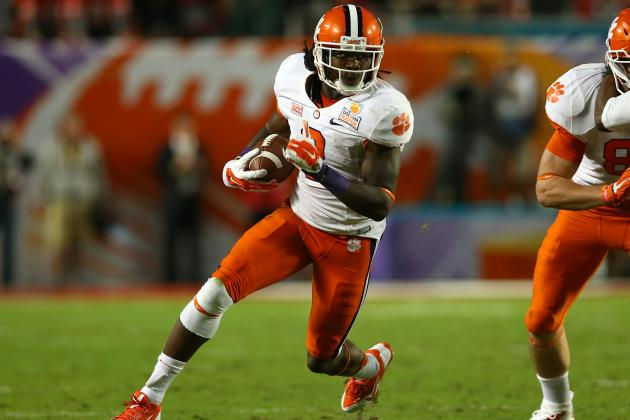 Sammy Watkins Scouting Report: NFL Outlook for Clemson WR