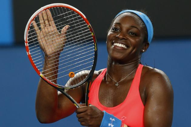 Is Sloane Stephens Ready to Take Next Step in Her Career vs. Victoria Azarenka?