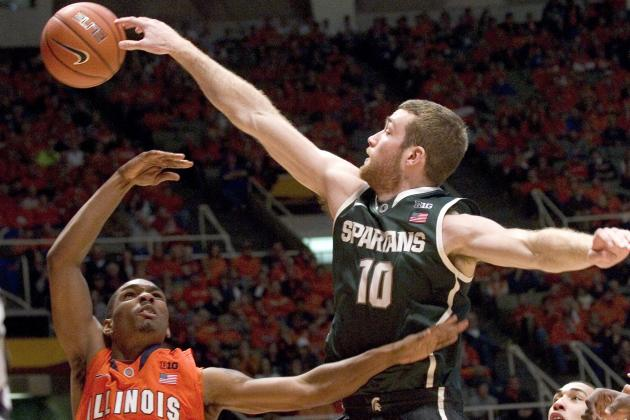 Michigan State vs. Illinois: Live Score, Highlights and Reaction
