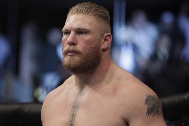 Ex-Coach: Brock Lesnar Still Has the Physical Gifts 'To Improve and Grow'