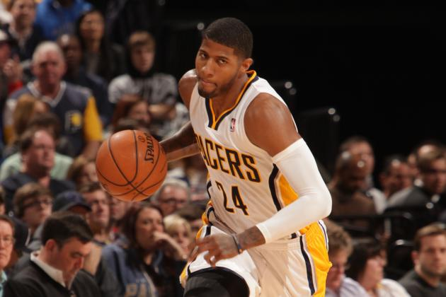 Paul George, Pacers Close Strong in Win over Clippers