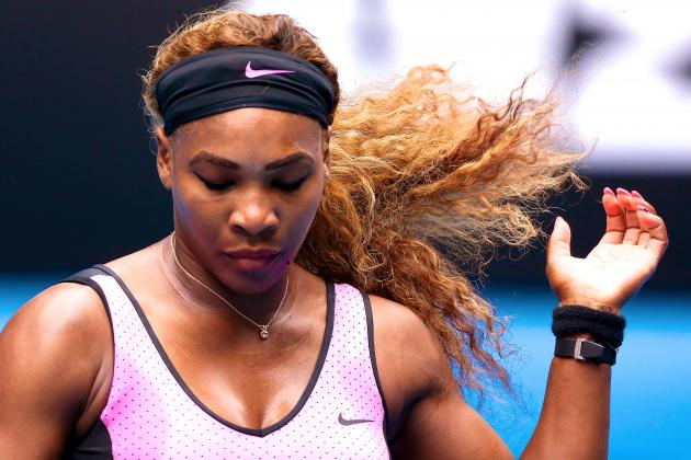Serena Williams vs. Ana Ivanovic: Recap and Results from Australian Open 2014
