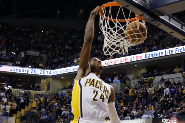 Paul George to Skip NBA Dunk Contest