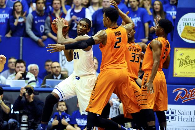 Epic Kansas-Oklahoma State Clash Showcases Big 12 Basketball's Supremacy