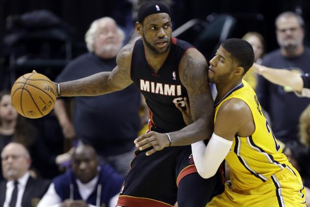 Who's the Better Dunker: Paul George or LeBron James?