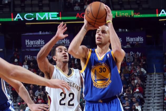 Curry, Warriors Send Pelicans to 8th Straight Loss