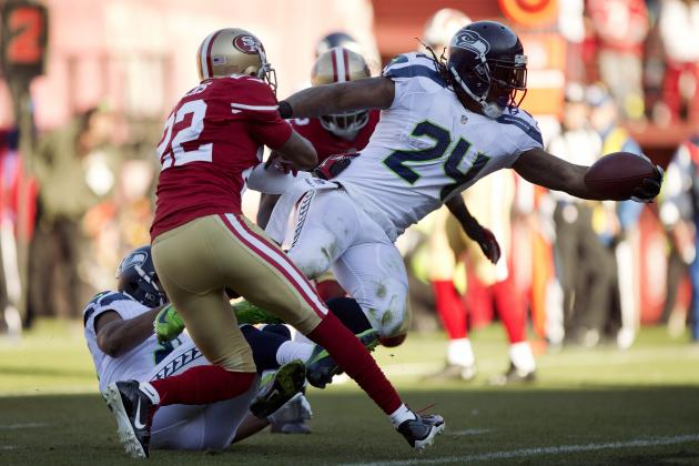 49ers vs. Seahawks: Running Back Showdown Will Decide NFC Title