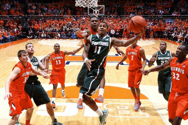 Michigan State Basketball: How the Spartans Are Winning Without Adreian Payne