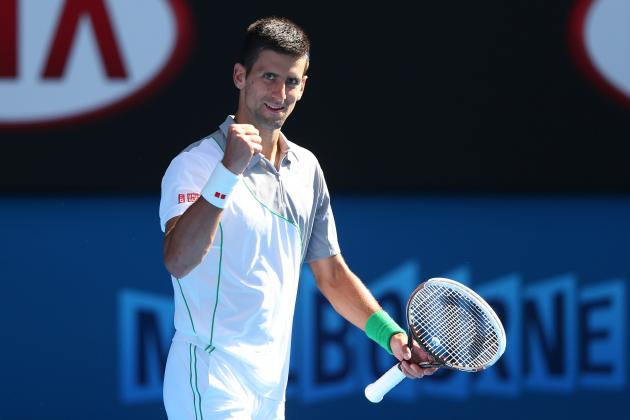 Novak Djokovic vs. Fabio Fognini: Recap and Results from Australian Open 2014