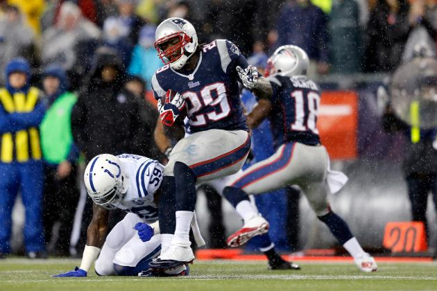 Patriots vs. Broncos: LeGarrette Blount Will Be Deciding Factor