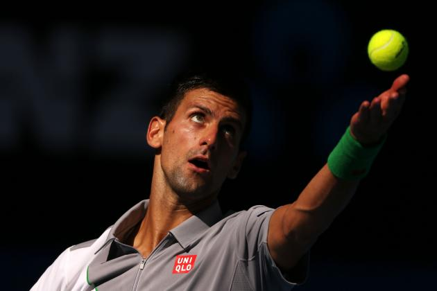 Novak Djokovic Cruises into Australian Open Quarter-Finals