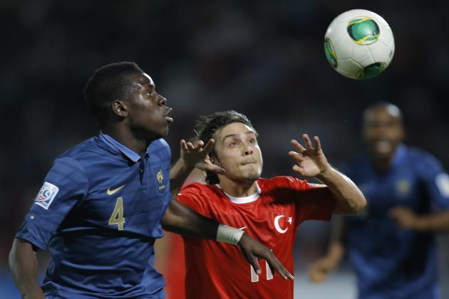 Chelsea Transfer News: Kurt Zouma's Comments Put Blues in Pole Position