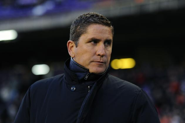 Garrido's Betis Future in Doubt