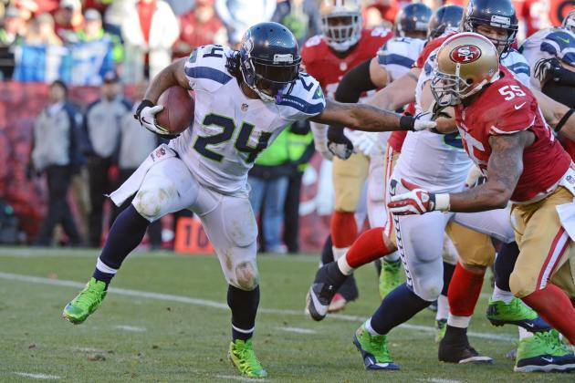 NFC Championship Game 2014: Final Odds, Prediction for 49ers vs. Seahawks