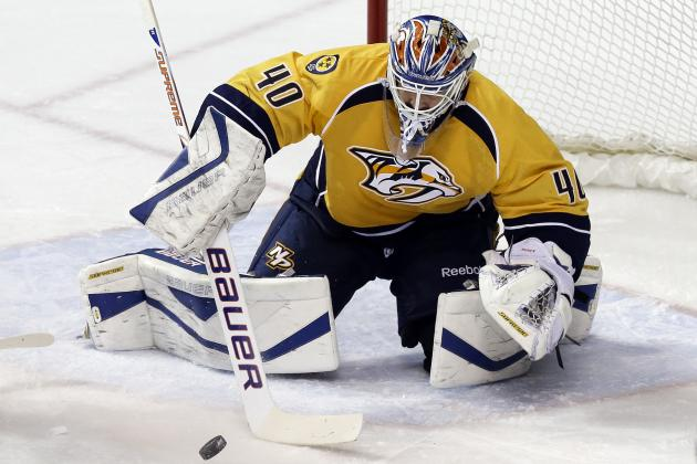 Breaking Down Devan Dubnyk's Role with Nashville Predators