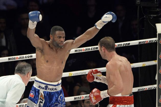 Jean Pascal Dominates Lucian Bute to Win the Battle of Montreal
