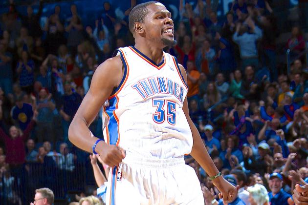 Can Anything Stop Kevin Durant from Winning 2014 NBA MVP at This Point?