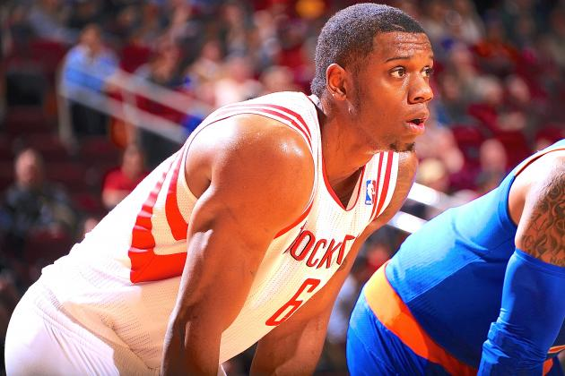 Can Terrence Jones Be the Houston Rockets' 3rd Offensive Option?