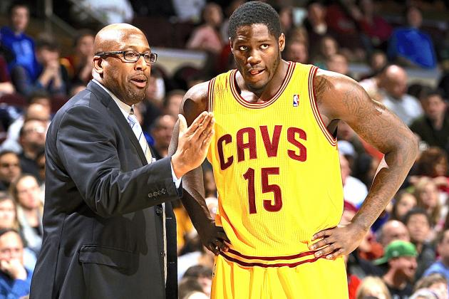 Cleveland Cavaliers Should Send Anthony Bennett to D-League