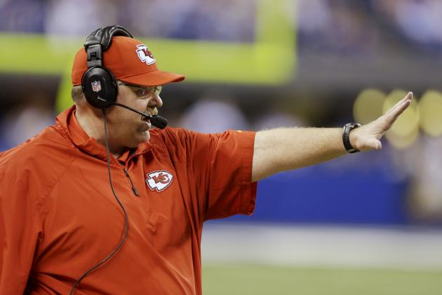 Ways the Chiefs Can Upgrade in 2014 and Stay Under the Salary Cap