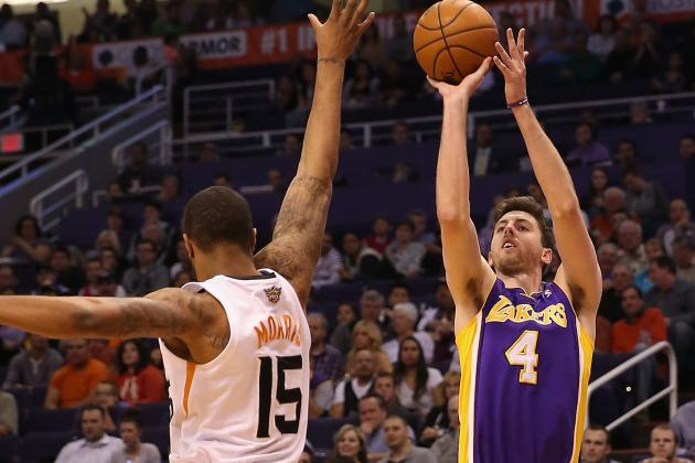 Ryan Kelly's Improvement Is Drawing Attention from Lakers