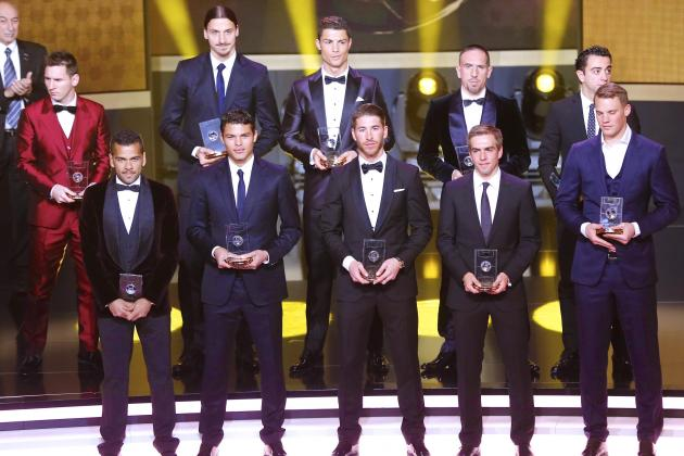 Coaches Claim Ballon d'Or 2013 Votes Were Rigged