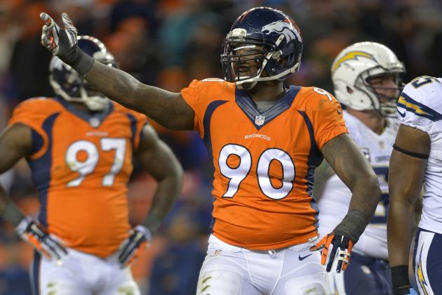 Denver Broncos: Should They Re-Sign Shaun Phillips?