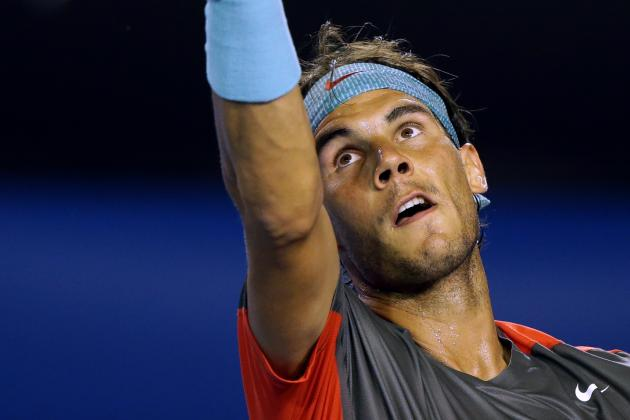 Australian Open 2014 TV Schedule: Day 8 Listings and Predictions