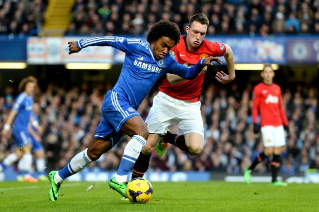 Chelsea vs. Manchester United: Premier League Live Score, Highlights, Report