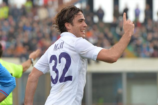 Alessandro Matri Injury: Updates on Fiorentina Star's Calf and Return
