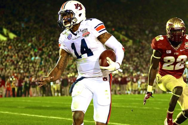 Auburn Football: Why Nick Marshall Is Just Scratching the Surface of His Talents