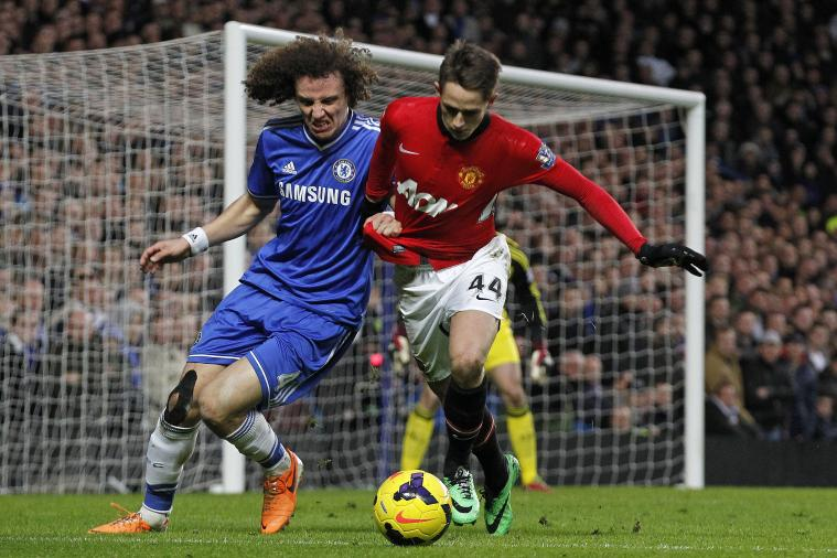 Chelsea vs. Manchester United: Best Pictures from Stamford Bridge