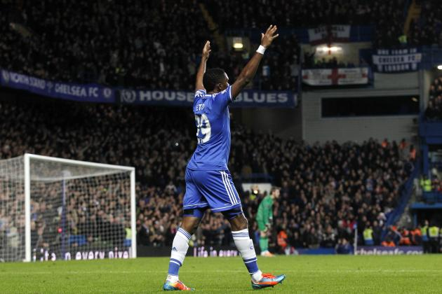 Analysing Samuel Eto'o's Performance vs. Manchester United