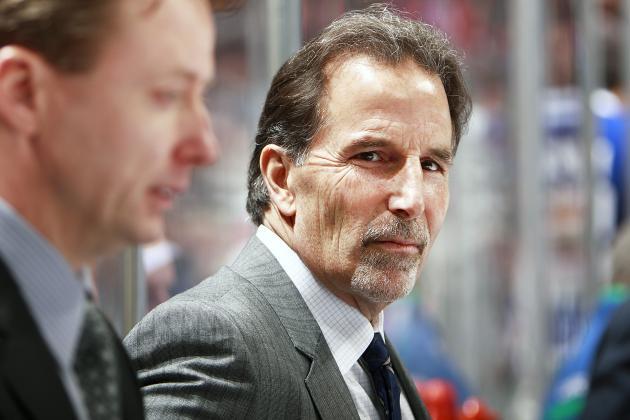 Flames-Canucks Van Provies: Get Your Team Under Control!