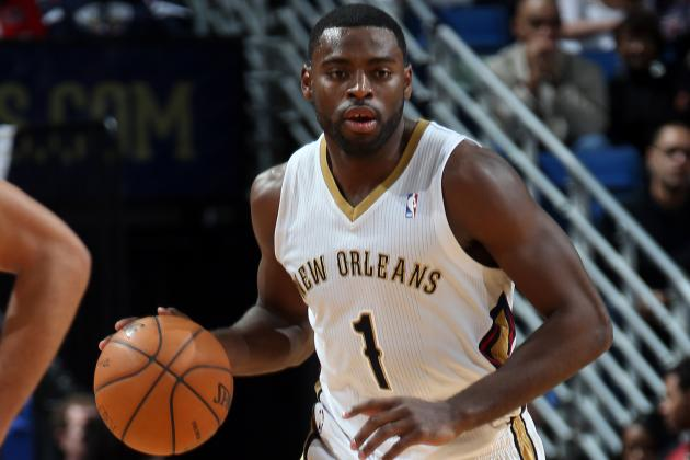 Report: Pelicans Looking to Trade Eric Gordon and Tyreke Evans