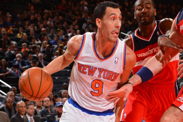 Woodson: Prigioni to Return vs. Nets