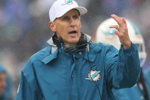 Concerns Raised About Philbin, Dolphins' Coaching Staff