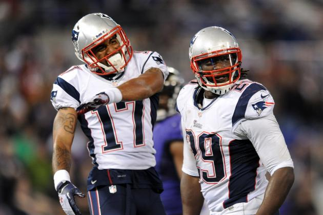 Aaron Dobson Active vs. Broncos; WR Kenbrell Thompkins out