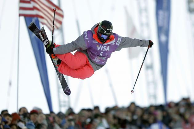 Slopestyle Olympians Will Prove Bob Costas' 'Jackass' Label False in Sochi