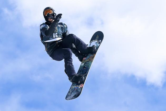 US Grand Prix 2014 Snowboarding: Live Results for Olympic Qualifier No. 5