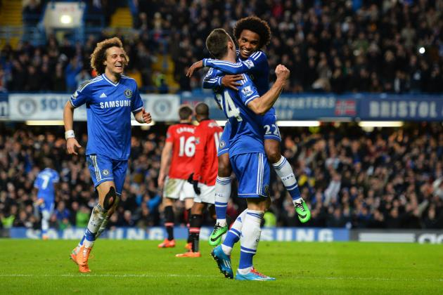 Chelsea vs. Manchester United Score, Grades and Post-Match Reaction