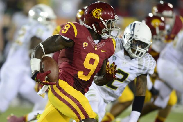 Marqise Lee Scouting Report: NFL Outlook for USC WR