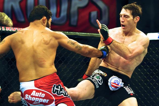 Tim Kennedy vs. Michael Bisping Targeted for TUF Nations Finale on April 16